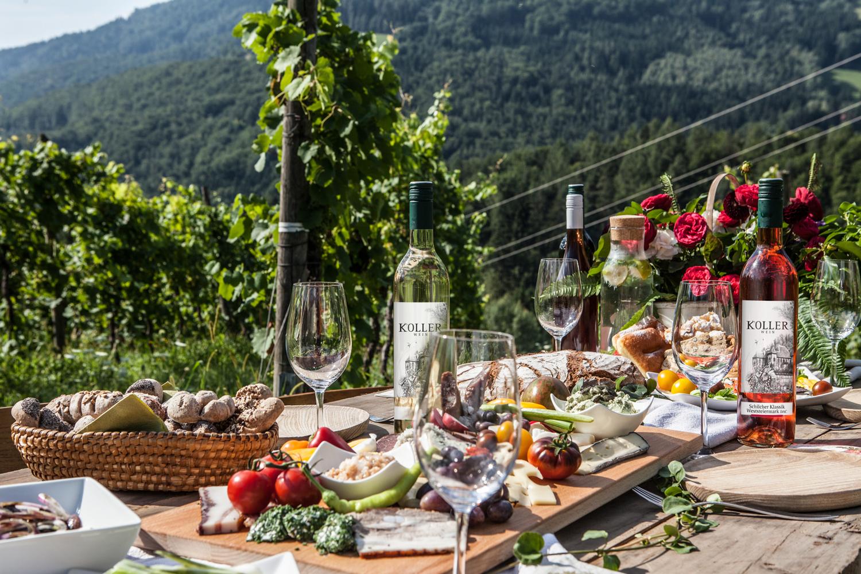 Weingut-kulinarik-jause-schmankerl